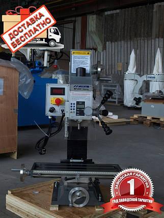 Сверлильно-фрезерный станок FDB Maschinen ™ BF20Х Vario, фото 2