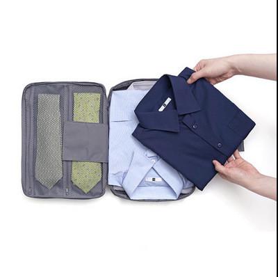 Органайзер для рубашек Dinivell Slim Shirt Pouch оранжевый 01055/01, фото 1