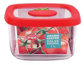 Контейнер для продуктов, 1,0 л, томат, фото 3