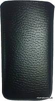 APT Флотар кожаный чехол для Samsung Galaxy Y S5360 Black
