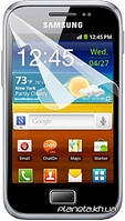 Cellular Line защитная пленка для Samsung Galaxy Ace Plus S7500 Clear Glass 2 шт. (SPACEPLUS)