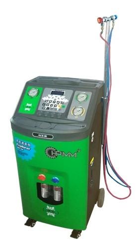Установка для восстановления и заправки хладагентом систем кондиционирования AC-616
