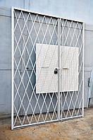 Решетка защитная на окна и двери, фото 1