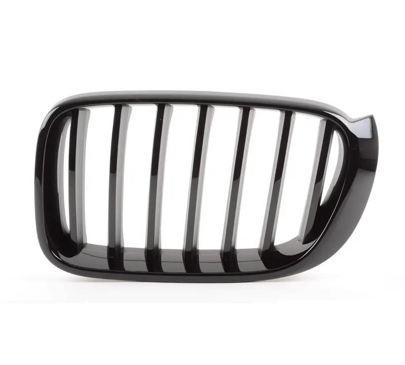 Оригинальная передняя левая решетка радиатора BMW M Performance F25 / F26 X3 і X4, Black