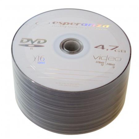 Esperanza DVD-R 4.7 Gb 16x bulk 10
