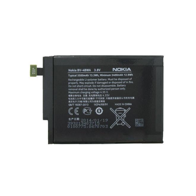 Акумулятор BV-4BW для  Nokia 1520 Lumia,  3500 мАг