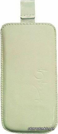 KeepUp кожаный чехол для Nokia X2 White, фото 2