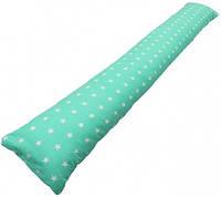 Подушка для беременных Kidigo Прямая (с наволочкой) Подушка для беременных Kidigo Прямая Звезды (с наволочкой)