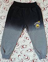 Спортивные штаны для мальчика Дикая лига, р.  2  года