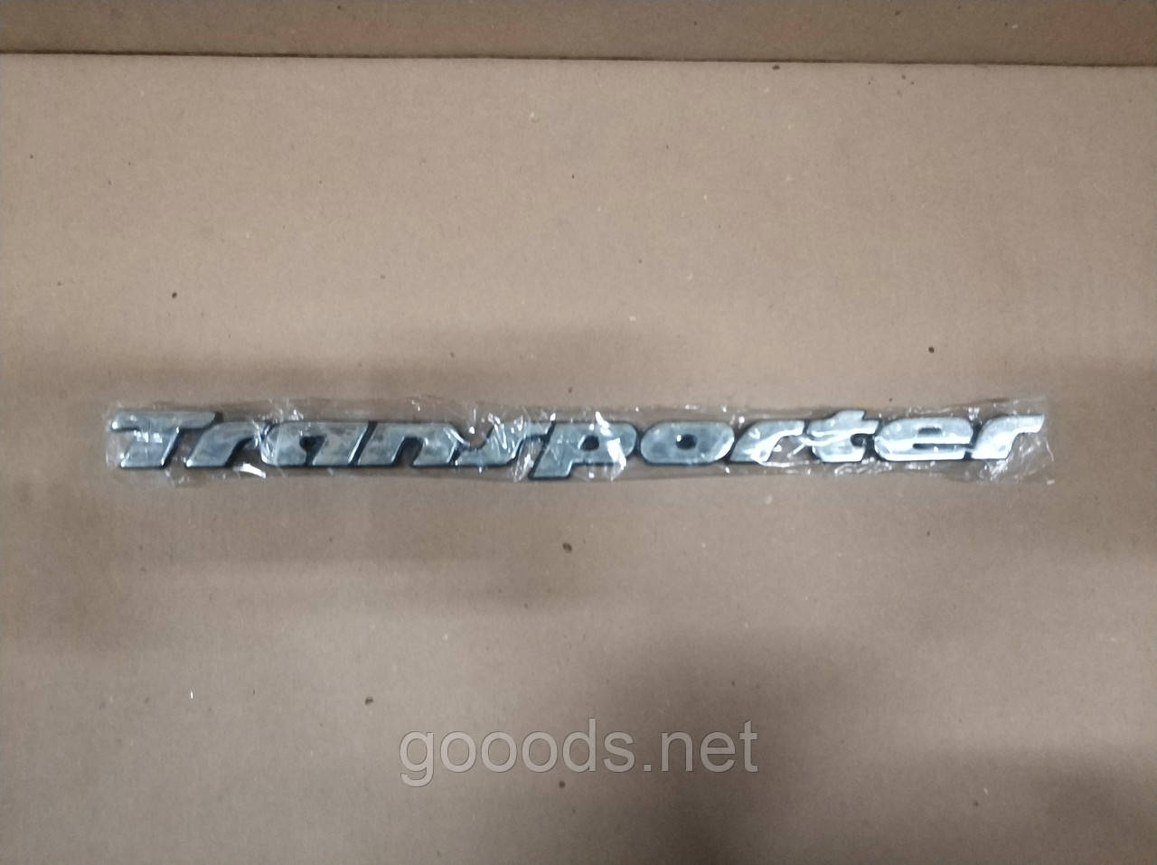"Надпись ""Transporter"" на Volkswagen T4, уценка"