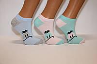 Женские носки короткие с хлопка MIDINI