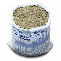 Песок речной, строительный 50кг/меш