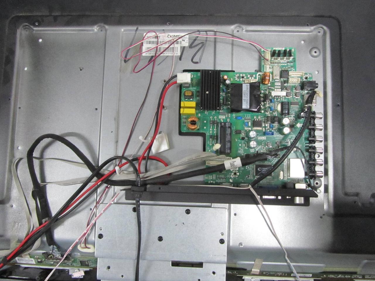 Запчастини до телевізора BRAVIS LED-DH42416 (TP.VST59S.PC1, L24M-IR-A-V1.1, V420HJ2 -P01, V420HJ2-XC01)