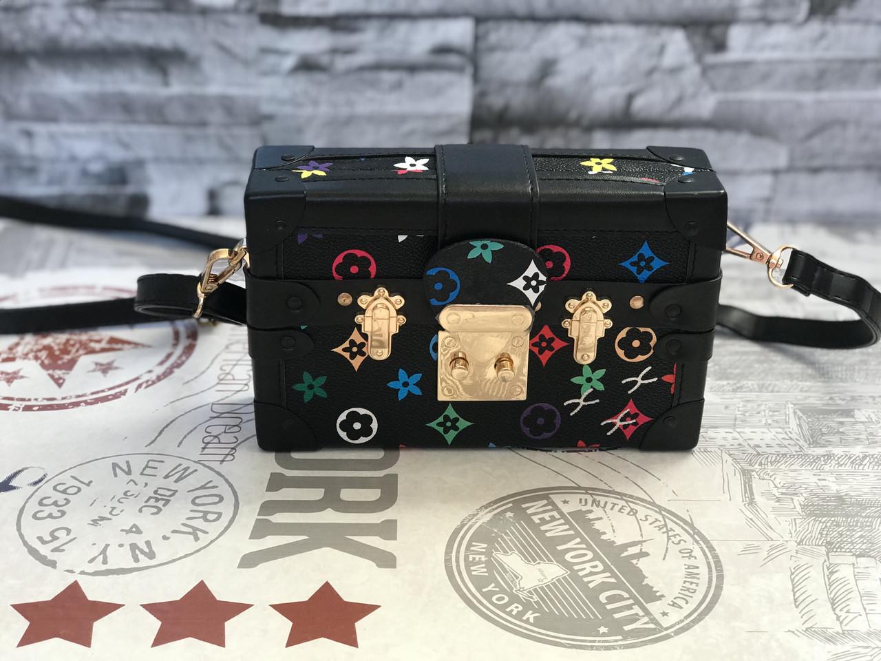 53387f5cb92e Клатч сундучок в стиле Louis Vuitton LV (луи витон): продажа, цена в ...