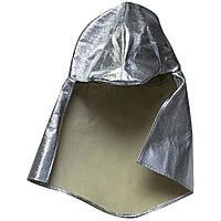 Шолом алюминизированный вогнестійкий зварника металурга
