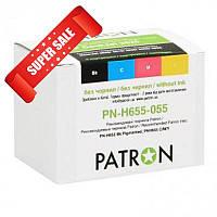 Перезаправляемые картриджи HP DeskJet 3525 (Комплект 4 шт) Patron