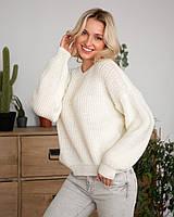 Модный женский свитер (S-M), фото 1