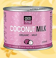 Сливки Кокосовые, Coco Fina, Coconut Milk, 200 мл, Великобритания, Ме