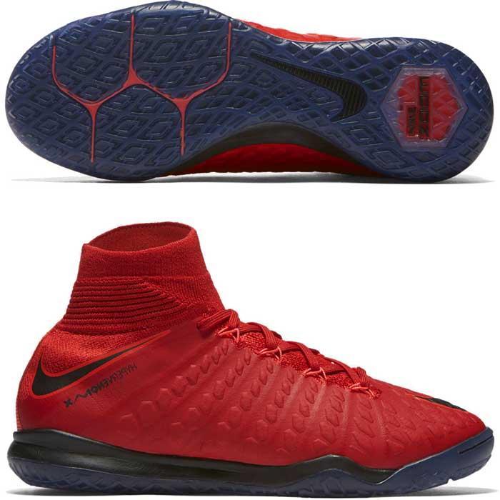 Детские футзалки Nike JR HypervenomX Proximo II DF IC