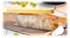 Контейнер для сыра, 0,9 л, фото 3