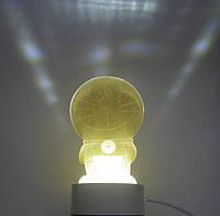 Светодиодный светильник, детский ночник, кот Дораэмон, Нічники, світильники, Ночники, светильники