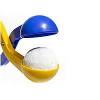 Приспособление для лепки снежков, снеголеп, цвет - желто-синий, Дитячі товари для активного відпочинку, Детские товары для активного отдыха