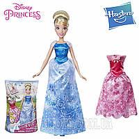 Набор ЗОЛУШКА с Платьями Кукла 30см Оригинал Hasbro (Disney Princess Cinderella)