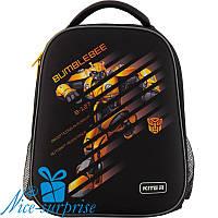 Школьный ортопедический рюкзак для мальчика Kite Transformers TF19-531M, фото 1