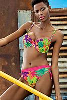 Яркий купальник женский классической формы F01В 716