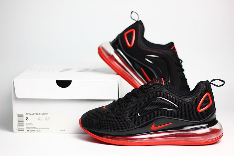 7d78aeba Кроссовки красные Nike Air Max 720 Red, цена 1 439 грн., купить в ...