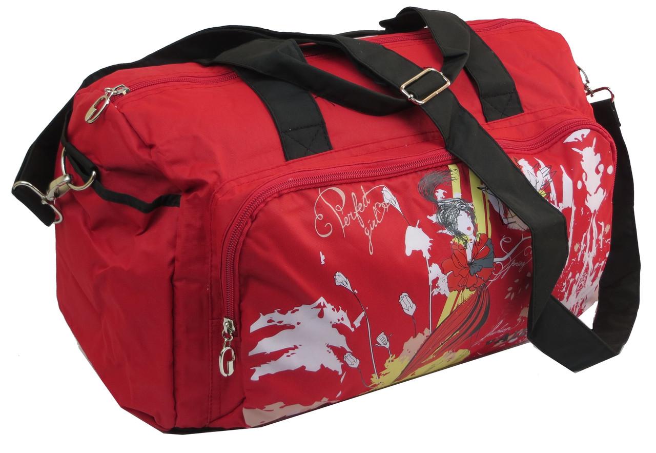 a68ba09742f6 Молодежная женская сумка из полиэстера Wallaby DL487 - SUPERSUMKA интернет  магазин в Киеве