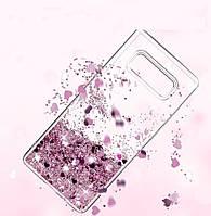 Чехол-накладка (Жидкий Блеск) для Xiaomi Redmi 4X