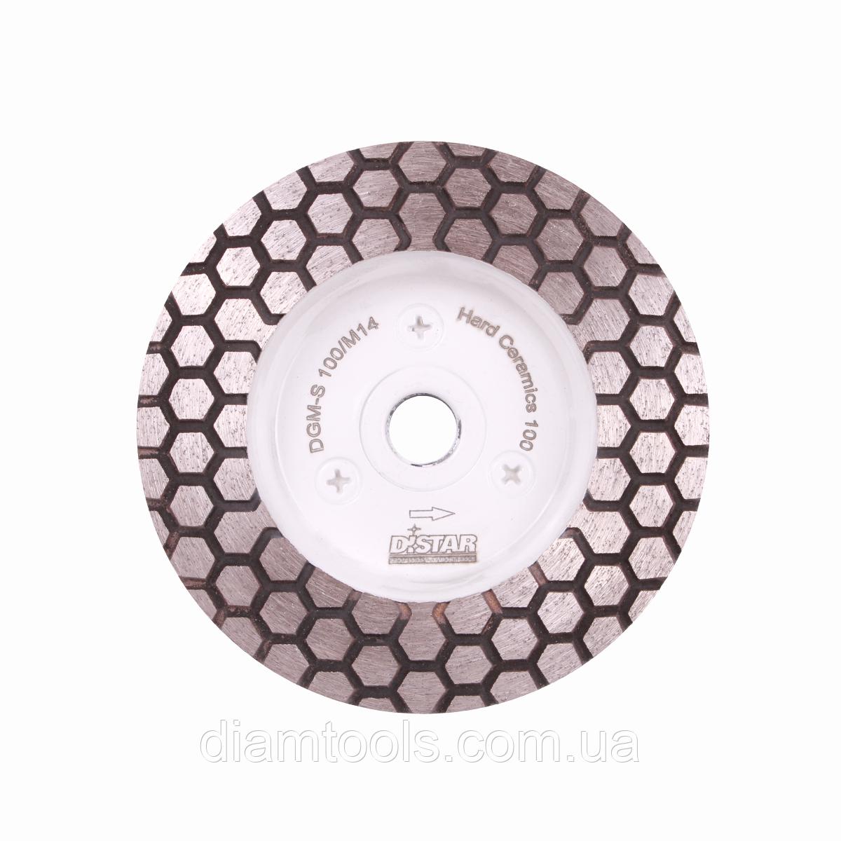 Фреза алмазная DGM-S 100/M14 Hard Ceramics  100/120 (17483522005)