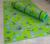 Детский развивающий коврик Детство 200х110см