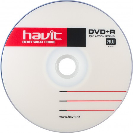 Havit DVD+R 16x 4.7 Gb bulk 50