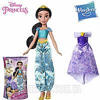 Набор Кукла 30 см ЖАСМИН с Одеждой Алладин Принцесса Диснея Оригинал Hasbro (Disney Princess Jasmine)