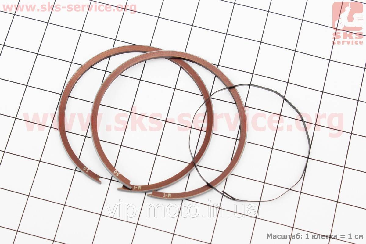 Кольца поршневые Suzuki AD50 41мм +0,50