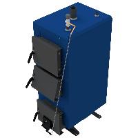 Котел на твердом топливе длительного горения Неус КТМ 19 кВт