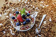 Гранола – польза сладких овсяных хлопьев