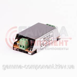 Блок питания 12В перфорированный Compact, 1.25A 15Вт, IP20
