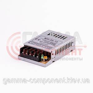 Блок питания 12В перфорированный Compact, 2A 24Вт, IP20