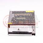 Блок питания 12В перфорированный Compact, 15A 180Вт, IP20, фото 3
