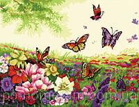 Картина по номерам Menglei Бабочки MG250 40 х 50 см, фото 1