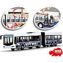 Aвтобус с функциональными элементами 46 см City Express Dickie 3748001, фото 3
