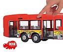 Aвтобус с функциональными элементами 46 см City Express Dickie 3748001, фото 4