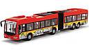Aвтобус с функциональными элементами 46 см City Express Dickie 3748001, фото 6
