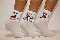 Стрейчевые женские носки ТЕННИС короткие