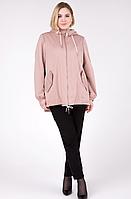 Женская ветровка с капюшоном, с 50-64 размер, фото 1