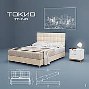 Кровать ТОКИО Стандарт GreenSofa