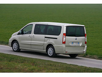 Блок с форточкой стекло передний салон левое Fiat Scudo, Peugeot Expert, Citroen Jumpy (2007-)